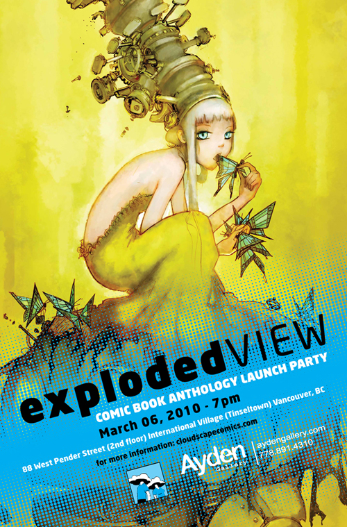 Exploded View launch Party